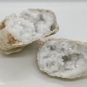 belle géode cristal roche