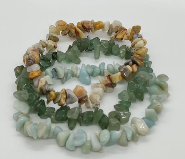 bijou lithothérapie bracelet pierre pas cher