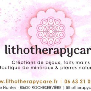 chèque cadeau carte cadeau lithothérapie