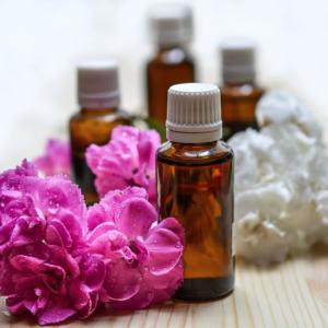huiles essentielles lithothérapie