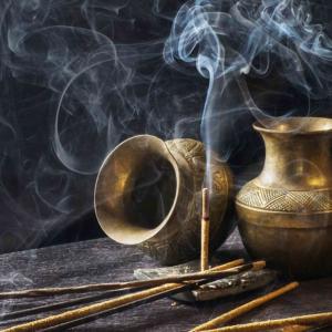 encens purification pierre lithothérapie
